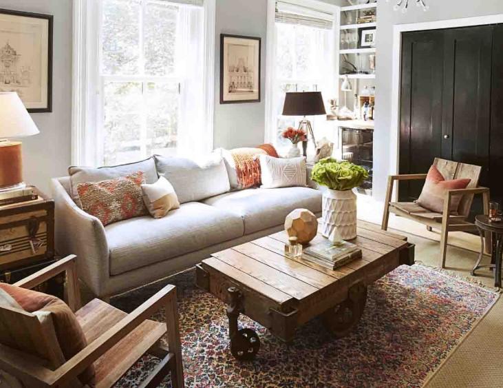 Warna Cat Ruang Tamu Sederhana Yang Sejuk