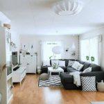 Warna Cat Ruang Tamu Sempit Minimalis