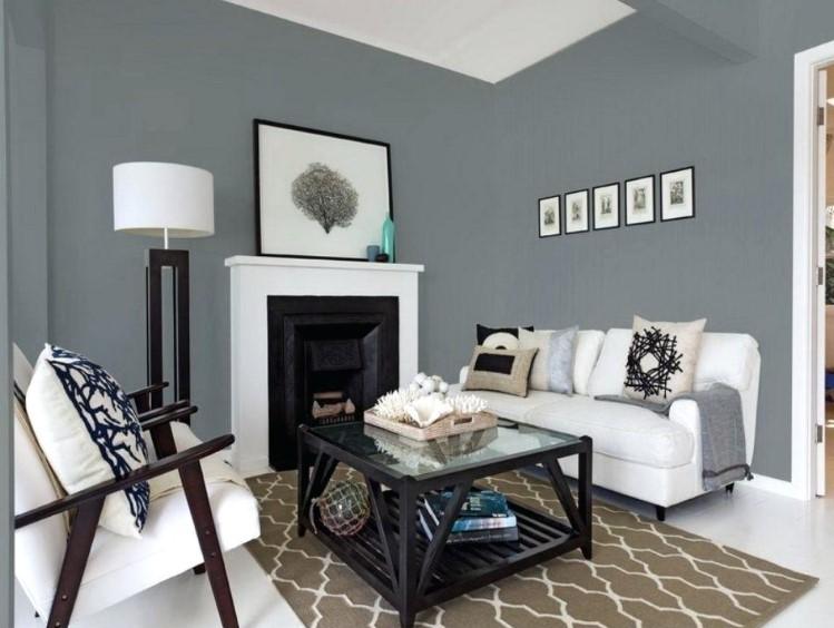 40 Ide Warna Cat Ruang Tamu Yang Cantik Dan Bagus