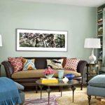 Warna Cat Ruang Tamu Simple Yang Bagus