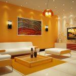 Warna Cat Ruang Tamu Terkini Yang Cantik