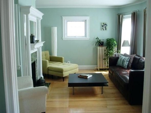 Warna Cat Ruang Tamu Type 36 Yang Bagus