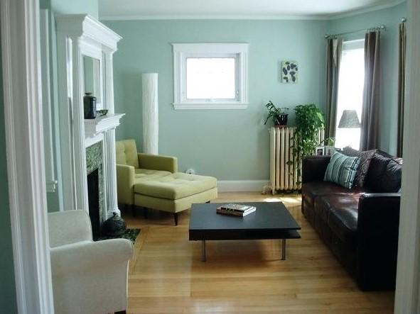 40 Ide Kombinasi Warna Cat Ruang Tamu Yang Bagus