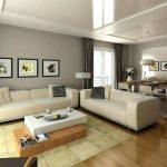 Warna Cat Untuk Interior Ruang Tamu Yang Bagus