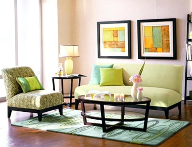 Warna Cat Untuk Interior Ruang Tamu Yang Cantik