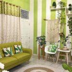 Warna Cat Yang Sesuai Untuk Ruang Tamu Sempit