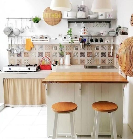 Warna Dapur Minimalis Modern