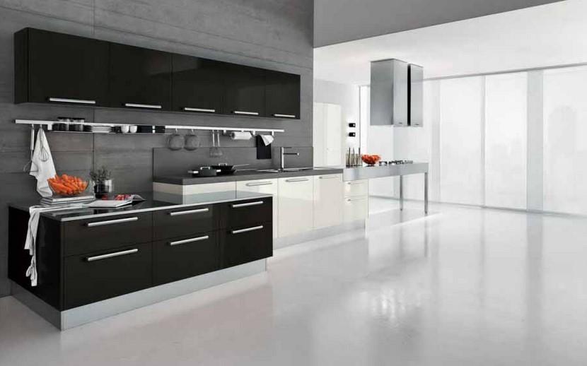 Contoh Desain Dapur Minimalis Modern