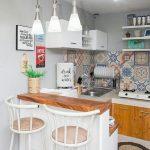Contoh Desain Dapur Minimalis Sederhana