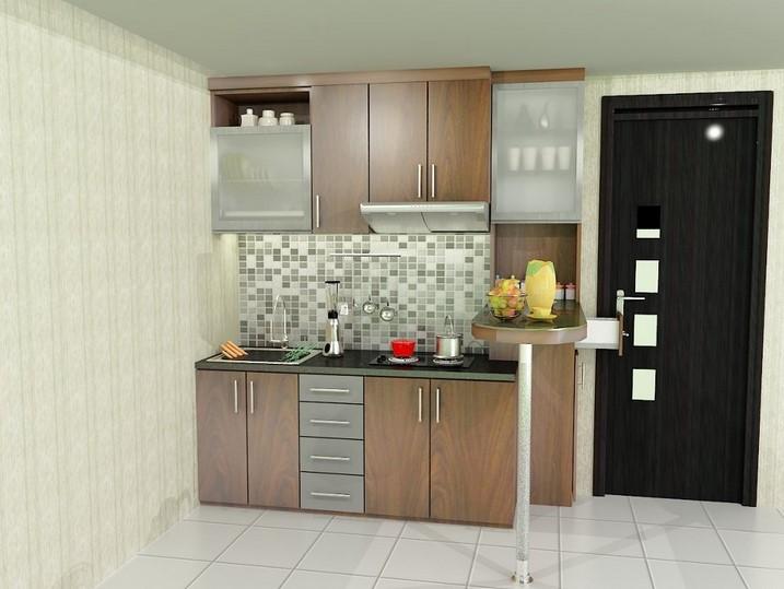Contoh Gambar Dapur Minimalis Sederhana