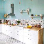 Dapur Bersih Minimalis Sederhana