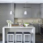 Dapur Dan Ruang Makan Minimalis Sederhana