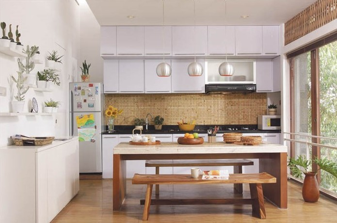 Dapur Minimalis Dan Sederhana