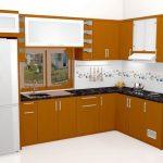 Dapur Minimalis Modern Sederhana
