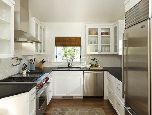 Dapur Minimalis Sederhana Type 36