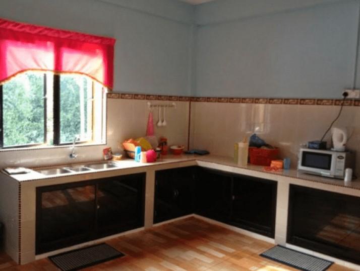 Dapur Minimalis Yang Sederhana