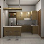 Dapur Rumah Minimalis Type 45