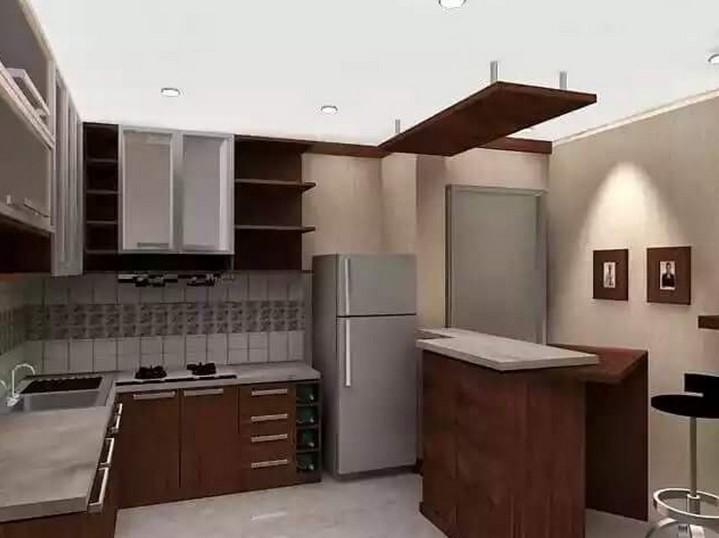 Dapur Rumah Type 45