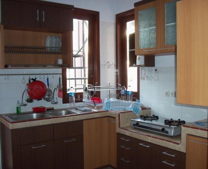 Dapur Set Minimalis Sederhana