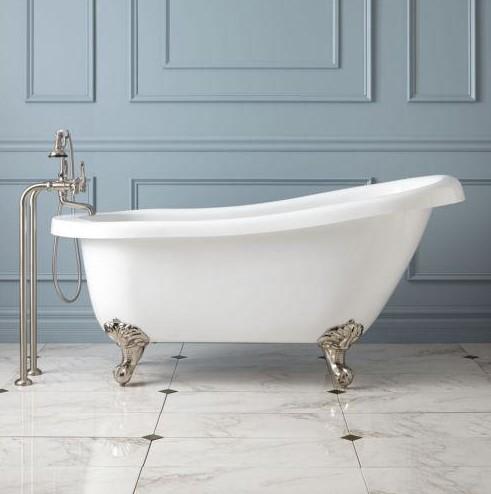 Desain Claw-foot Bathtub