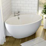 Desain Corner Bathub
