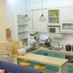 Desain Dapur Kecil Mewah Minimalis