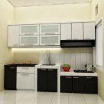 Desain Dapur Kecil Rapi