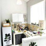 Desain Dapur Kecil Simple