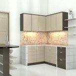 Desain Dapur Kecil Type 36