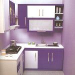 Desain Dapur Kecil Ukuran 2x2 M