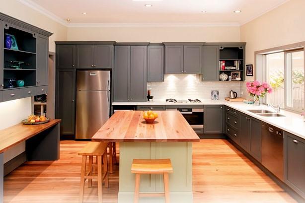 Desain Dapur Modern Kecil