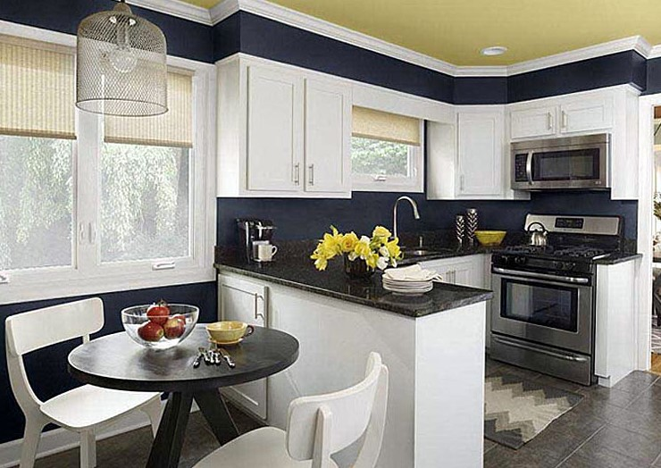 Desain Dapur Modern Mewah