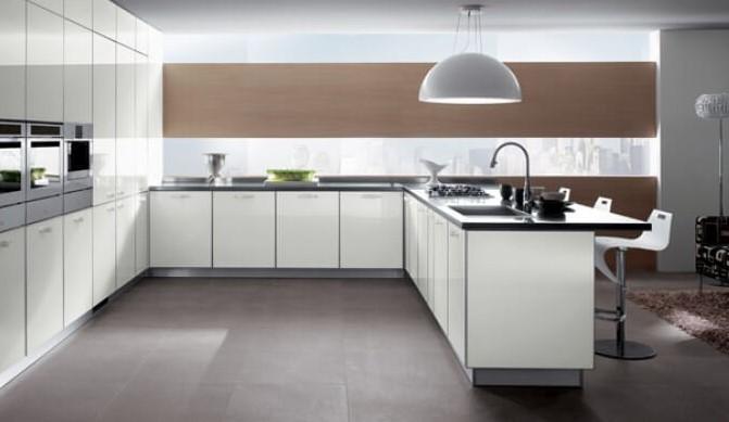 Desain Dapur Modern Sederhana