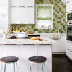 Desain Dapur Mungil Cantik