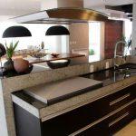 Desain Dapur Mungil Modern