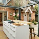 Desain Dapur Mungil Outdoor