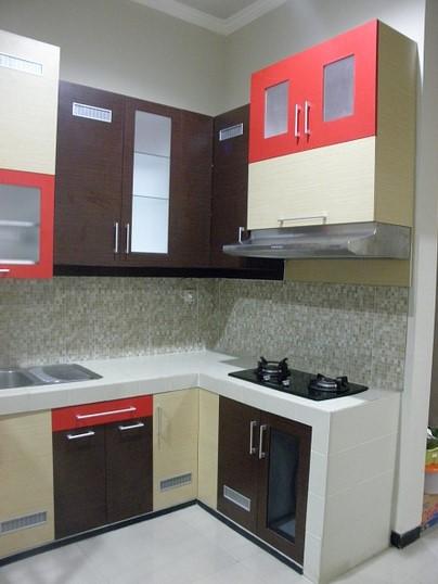 Desain Dapur Mungil Sederhana