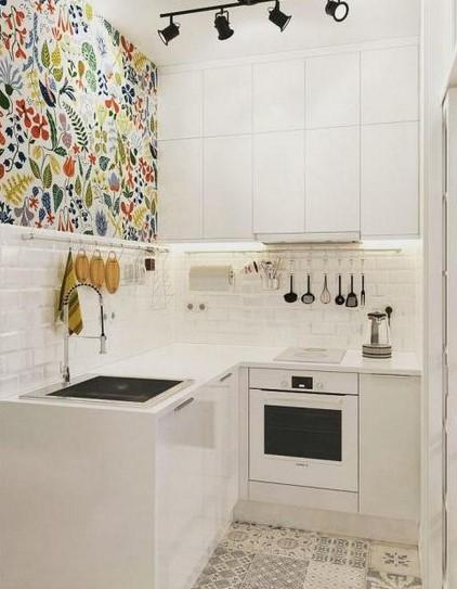 Desain Dapur Rumah Mungil