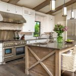 Desain Dapur Tradisional Modern