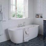 Desain Freestanding Bathtub