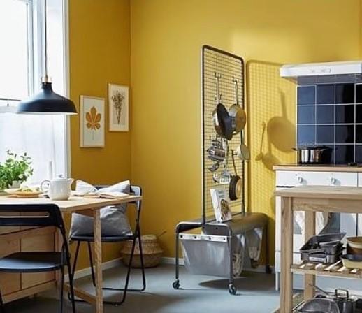 Desain Interior Dapur Kecil Minimalis