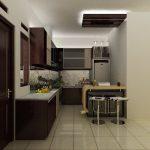 Desain Interior Dapur Minimalis Type 45
