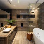 Desain Kamar Mandi Ala Hotel Bintang 5