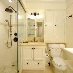 Desain Kamar Mandi Sederhana Tanpa Bathtub