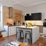 Desain Model Dapur Minimalis Bergaya Skandinavia