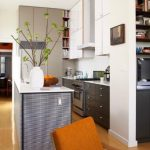 Desain Model Dapur Minimalis Kecil dan Mungil
