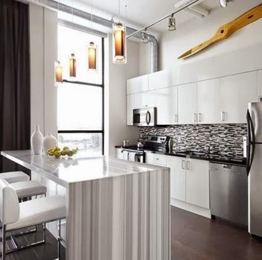 Desain Rumah Dengan Dapur Modern