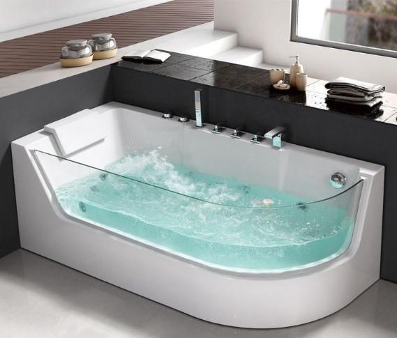 Desain Whirlpool Bathtub