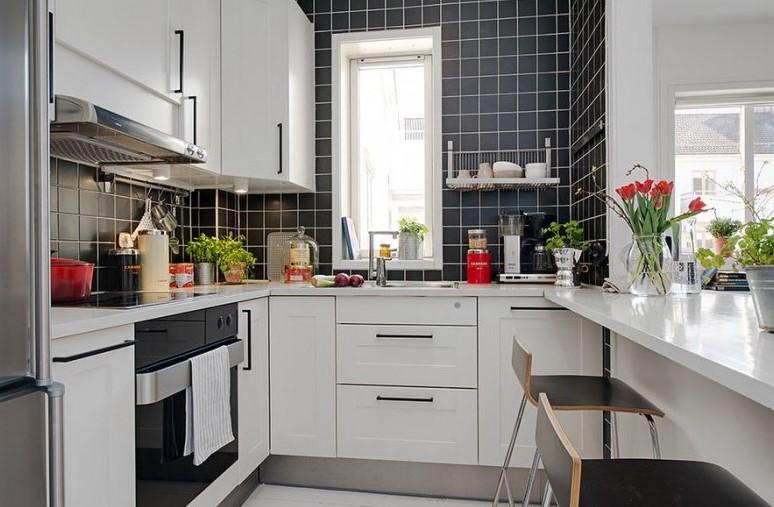 Gambar Desain Dapur Minimalis Type 45