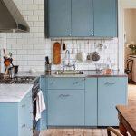 Gambar Desain Dapur Mungil Minimalis